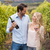 赤ワイン · ボトル · ワイン · ブドウ · つる · 小さな - ストックフォト © wavebreak_media