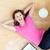счастливым · женщину · перерыва · Жилье · домой · Живопись - Сток-фото © wavebreak_media