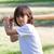 クローズアップ · 愛らしい · 子 · 演奏 · 野球 · 公園 - ストックフォト © wavebreak_media