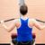 charismatische · mannelijke · atleet · oefenen · bodybuilding · fitness - stockfoto © wavebreak_media