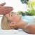 vrouw · hoofd · massage · spa · rechtstreeks · boven - stockfoto © wavebreak_media