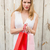 笑みを浮かべて · エレガントな · 女性 · ドレス · ショッピングバッグ · ショッピング - ストックフォト © wavebreak_media
