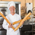 багеты · хлеб · четыре · багет - Сток-фото © wavebreak_media