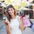 若い女性 · ショッピングバッグ · クレジットカード · 女性 - ストックフォト © wavebreak_media