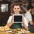 цифровой · таблетка · борьбе · ресторан · женщину · любви - Сток-фото © wavebreak_media