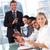 ビジネスチーム · 拍手 · 会議 · 国際ビジネス · チーム · 紙 - ストックフォト © wavebreak_media