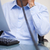молодые · бизнесмен · телефон · работу · костюм · Председатель - Сток-фото © wavebreak_media