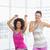 feliz · encajar · mujer · ejercicio - foto stock © wavebreak_media