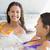 美人 · リラックス · ジャグジー · 温水浴槽 · スパ · 美しい - ストックフォト © wavebreak_media
