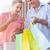 gelukkig · winkelen · stad · voorjaar - stockfoto © wavebreak_media