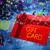 サンタクロース · そり · ミニチュア · フル · 贈り物 · 孤立した - ストックフォト © wavebreak_media