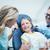 dişçi · kızlar · dişler · asistan · diş · hekimleri - stok fotoğraf © wavebreak_media