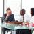business people interacting in office stock photo © wavebreak_media