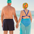 aşık · yaşlı · çift · plaj · kadın · kız - stok fotoğraf © wavebreak_media