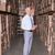 magazijn · manager · glimlachend · camera · groot · business - stockfoto © wavebreak_media