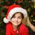little girl writing letter to santa at christmas stock photo © wavebreak_media