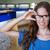 счастливым · женщину · новых · очки · молодые · пару - Сток-фото © wavebreak_media