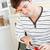cetriolo · primo · piano · maschio · cottura · insalata - foto d'archivio © wavebreak_media