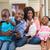 młodych · rodziny · rodziców · syn · córka · patrząc - zdjęcia stock © wavebreak_media
