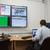 技術者 · 座って · オフィス · を実行して - ストックフォト © wavebreak_media