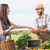 farmer selling his organic produce stock photo © wavebreak_media