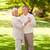 Senior couple dancing in the park stock photo © wavebreak_media
