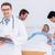 erkek · doktor · cerrah · bakıyor · beyaz · adam - stok fotoğraf © wavebreak_media
