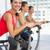 jeunes · fitness · gymnase · groupe · femmes · hommes - photo stock © wavebreak_media