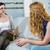 psychologist talking with her patient stock photo © wavebreak_media