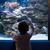 kicsi · fiú · tenger · szőke · egyéves · ül - stock fotó © wavebreak_media