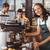 barista · fincan · kahve · kafe · iş - stok fotoğraf © wavebreak_media