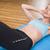 fit brunette doing sit ups in fitness studio stock photo © wavebreak_media