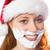 güzel · şapka · sakal · beyaz - stok fotoğraf © wavebreak_media