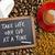 piros · csésze · kávé · csészealj · közelkép · fotó - stock fotó © wavebreak_media
