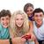 Jugendliche · spielen · Videospiele · Fernsehen · Porträt · Junge - stock foto © wavebreak_media