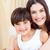 улыбаясь · матери · сын · домой · семьи - Сток-фото © wavebreak_media