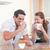 vergadering · tabel · drinken · koffie - stockfoto © wavebreak_media