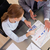 мнение · молодые · деловые · люди · статистика · служба - Сток-фото © wavebreak_media