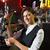 feliz · quartilho · cerveja · bar · vidro - foto stock © wavebreak_media