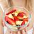 sağlıklı · kadın · çanak · meyve · salatası · resim - stok fotoğraf © wavebreak_media