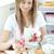 portrait of a confident woman preparing a cake in the kitchen stock photo © wavebreak_media