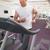 érett · férfi · edz · egészség · klub · érett · testépítő - stock fotó © wavebreak_media