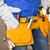 close up of handyman in tool belt stock photo © wavebreak_media