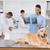 lekarz · weterynarii · psów · xray · medycznych - zdjęcia stock © wavebreak_media