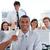 gelukkig · business · team · drinken · champagne · kantoor · glimlach - stockfoto © wavebreak_media