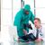 medici · paziente · guardando · Xray · sanitaria · medici - foto d'archivio © wavebreak_media