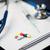 dikkat · stetoskop · renk · hapları · beyaz - stok fotoğraf © wavebreak_media
