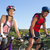 Active couple cycling in the countryside stock photo © wavebreak_media