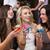 barmen · kokteyller · arkadaşlar · içme · bar - stok fotoğraf © wavebreak_media