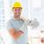 manual · trabalhador · edifício · retrato - foto stock © wavebreak_media